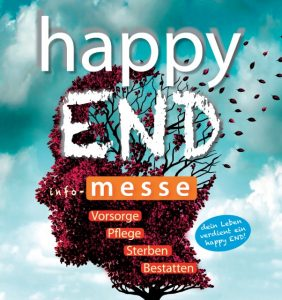 Plakatmotiv Happy-End-Messe
